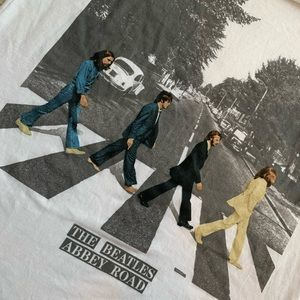 The Beatles Tee size Small